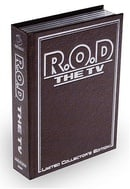R.O.D. The TV Series - The Paper Sisters (Vol. 1) - With Series Box and Book