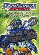 Transformers Armada - Battle for the Mini-Cons