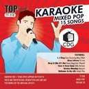 Top Tunes Karaoke TT-258 Pop: Ciara/Missy Elliott, Snoop Dogg feat. Pharrell and Alicia Keys