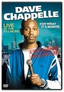 Dave Chappelle: For What It