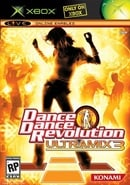 Dance Dance Revolution Ultramix 3