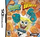 Spongebob Squarepants The Yellow Avenger - Nintendo DS