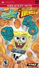 Spongebob Squarepants The Yellow Avenger
