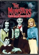 The Munsters: Two-Movie Fright Fest (Munster, Go Home! & The Munsters