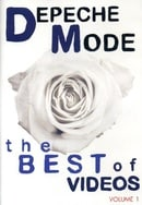 Depeche Mode The Best of Videos Vol. 1