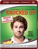 Knocked Up (Combo HD DVD and Standard DVD) [HD DVD]