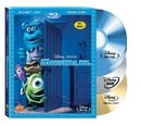 Monsters, Inc. (Three-Disc Blu-ray/DVD Combo + Digital Copy)