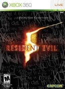 Resident Evil 5 Collector