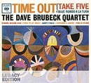 Time Out -50th Anniversary (2 CD/1 DVD Legacy Edition)