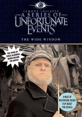 A	Series of Unfortunate Events, Book 3: The Wide Window