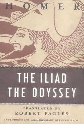 Iliad and Odyssey boxed set