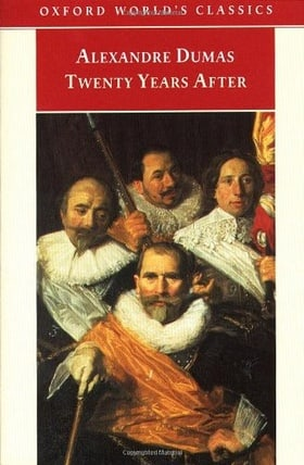 Twenty Years After (Oxford World's Classics)