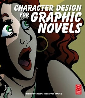 Character Design for Graphic Novels (Character Design Library)