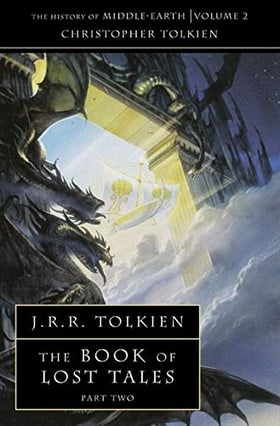 The Book of Lost Tales 2 (History of Middle-Earth II )