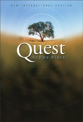 NIV Quest Study Bible, Revised