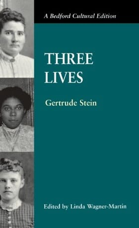 Three Lives (Bedford Cultural Edition)