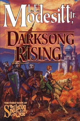 Darksong Rising (Spellsong Cycle)