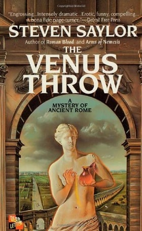 The Venus Throw: A Mystery of Ancient Rome