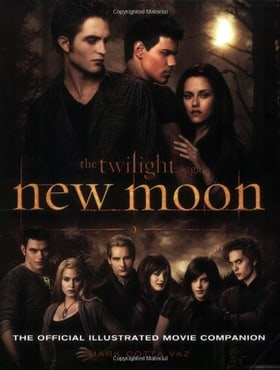 The Twilight Saga: New Moon--The Official Illustrated Movie Companion