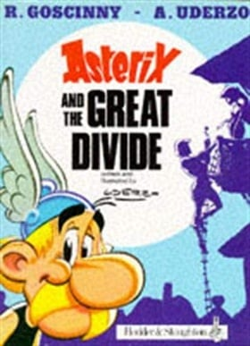Asterix and the Great Divide (Asterix)