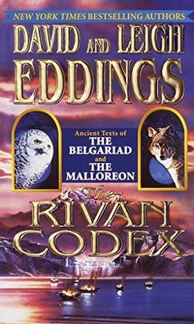 The Rivan Codex: Ancient Texts of THE BELGARIAD and THE MALLOREON