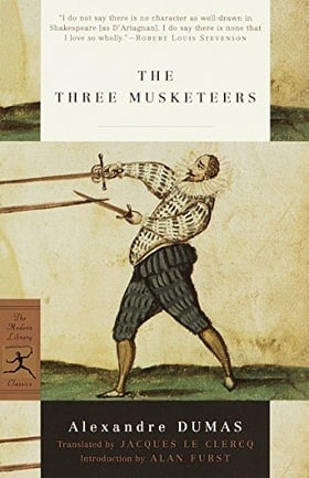 The Three Musketeers (Modern Library Classics)