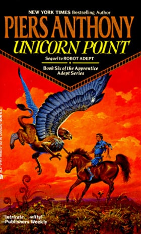 Unicorn Point (The Apprentice Adept, Book 6)