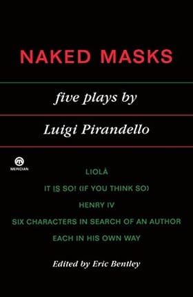 Naked Masks: Five Plays (Meridian)