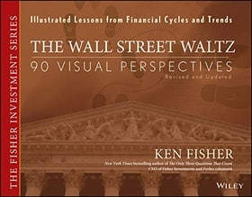 The Wall Street Waltz: 90 Visual Perspectives, Illustrated Lessons From Financial Cycles and Trends (Fisher Investments Press)