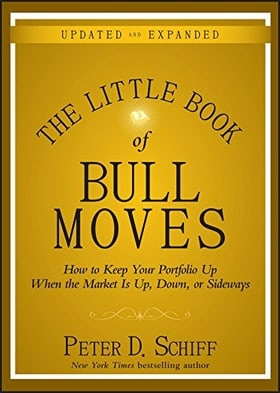The Little Book of Bull Moves, Updated and Expanded: How to Keep Your Portfolio Up When the Market Is Up, Down, or Sideways (Little Book, Big Profits)