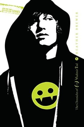 Twelfth Grade Kills (The Chronicles of Vladimir Tod, Book 5)
