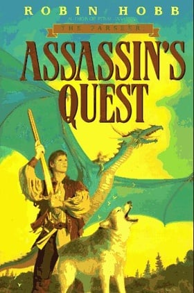 Assassin's Quest (Farseer/Robin Hobb)