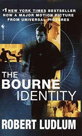 The Bourne Identity (Jason Bourne, Book 1)