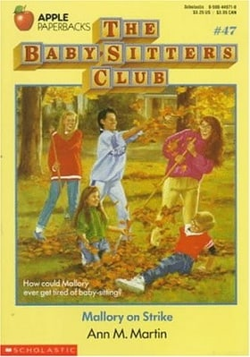 Mallory on Strike (Baby-Sitters Club)