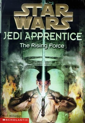 The Rising Force (Star Wars: Jedi Apprentice, Book 1)