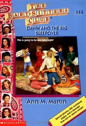 Dawn And The Big Sleepover (Baby-Sitters Club: Collector's Edition)