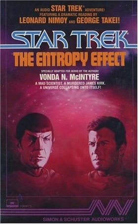 STAR TREK - THE ENTROPY EFFECT