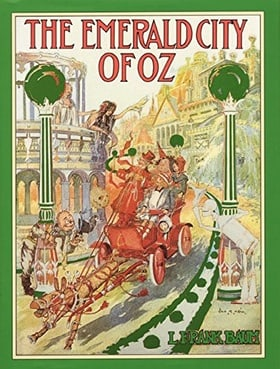 The Emerald City of Oz (Books of Wonder)