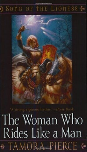 The Woman Who Rides Like a Man (The Song of the Lioness)