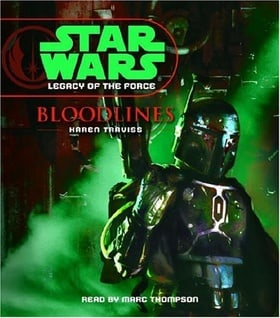 Bloodlines (Star Wars: Legacy of the Force, No. 2)