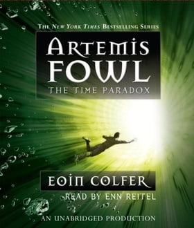 The Time Paradox (Artemis Fowl, Book 6)