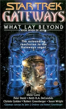 Gateways #7: What Lay Beyond (Star Trek Gateways)
