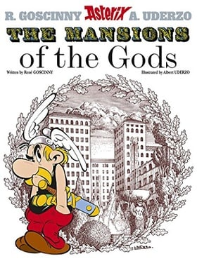 The Mansions of the Gods (Asterix)