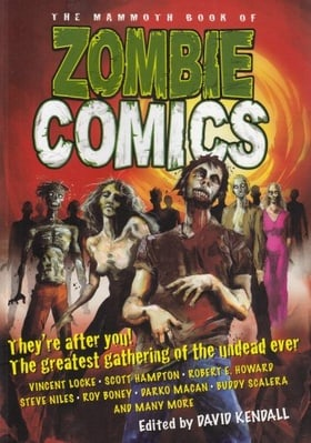 The Mammoth Book of Zombie Comics
