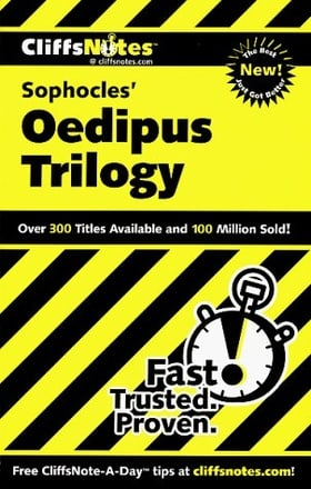 Oedipus Trilogy (Cliffs Notes)