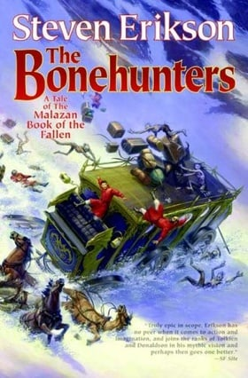 The Bonehunters (Malazan: Book of the Fallen #6)
