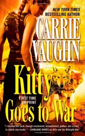 Kitty Goes to War (Kitty Norville, Book 8)