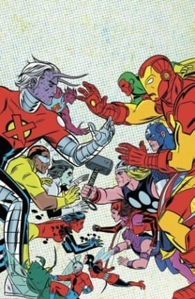 X-Statix, Vol. 4: X-Statix vs. The Avengers