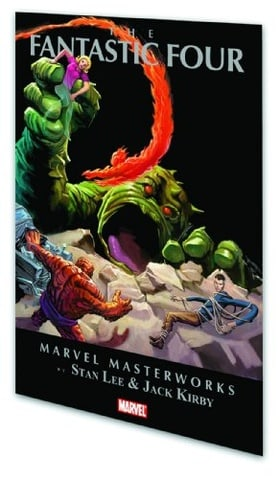 Fantastic Four, Vol. 1 (Marvel Masterworks)