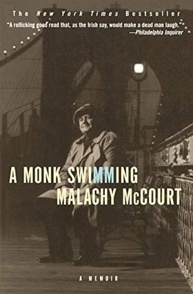 A Monk Swimming A Memoir